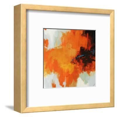 Red Tail II-Sydney Edmunds-Framed Giclee Print