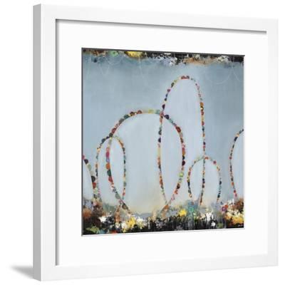 Roller Coaster Rainbow-Sydney Edmunds-Framed Giclee Print