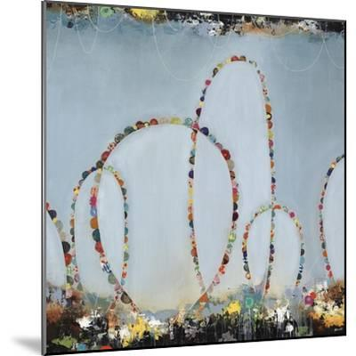 Roller Coaster Rainbow-Sydney Edmunds-Mounted Giclee Print