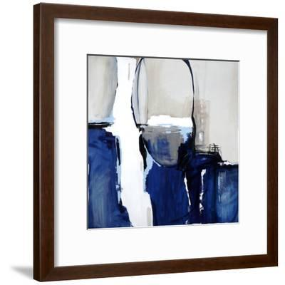 Leaving at Midnight-Sydney Edmiunds-Framed Giclee Print
