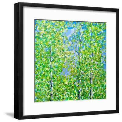 Among Friends-Mandy Budan-Framed Giclee Print