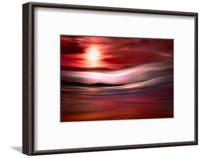 Vancouver Evening-Ursula Abresch-Framed Premium Photographic Print