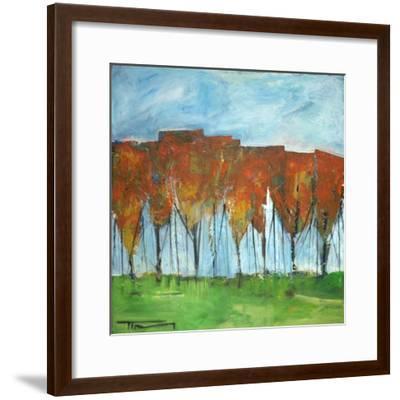 Autumn Patchwork-Tim Nyberg-Framed Giclee Print