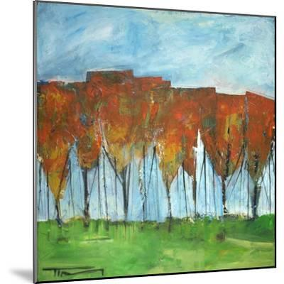 Autumn Patchwork-Tim Nyberg-Mounted Giclee Print