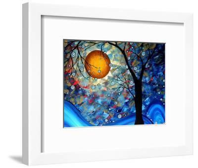Blue Essence-Megan Aroon Duncanson-Framed Premium Giclee Print