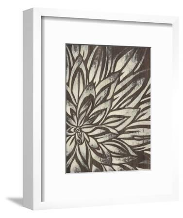 Barnwood Blossom II-June Vess-Framed Premium Giclee Print