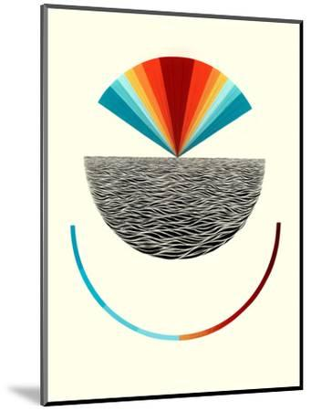 Smile-Mark Warren Jacques-Mounted Premium Giclee Print