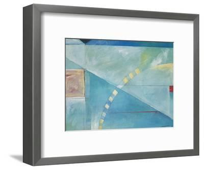 Ascension Abstract-Tim Nyberg-Framed Premium Giclee Print