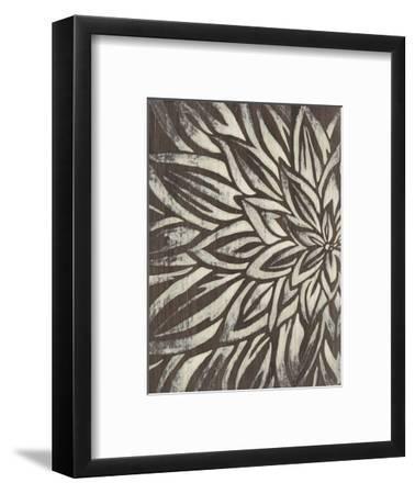 Barnwood Blossom I-June Vess-Framed Premium Giclee Print