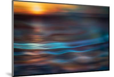 Pacific Sunset-Ursula Abresch-Mounted Photographic Print