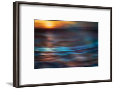 Pacific Sunset-Ursula Abresch-Framed Photographic Print