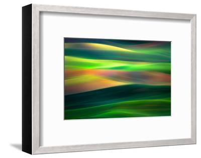 Waves 1-Ursula Abresch-Framed Photographic Print
