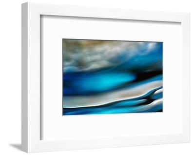 Blue-Ursula Abresch-Framed Photographic Print