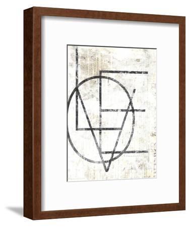Love-Enrico Varrasso-Framed Premium Giclee Print