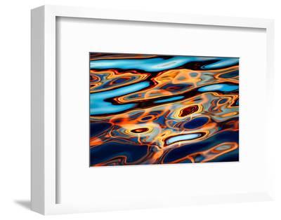 Under the Bridge-Ursula Abresch-Framed Photographic Print