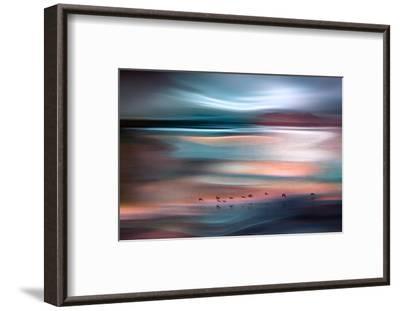 Migrations - Blue Sky-Ursula Abresch-Framed Photographic Print