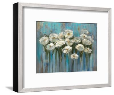 Anemones by the Lake-Silvia Vassileva-Framed Premium Giclee Print