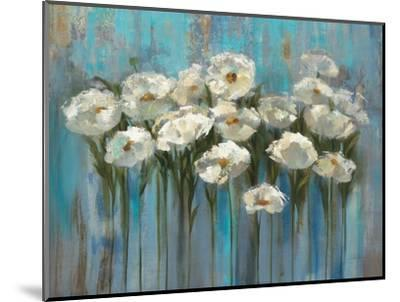 Anemones by the Lake-Silvia Vassileva-Mounted Premium Giclee Print