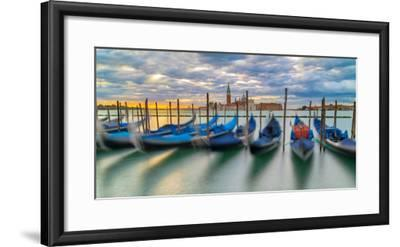 Cradled by the Waves-Marco Carmassi-Framed Photographic Print