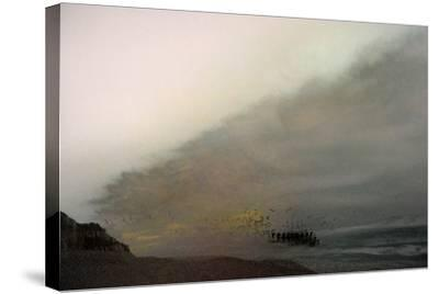 First Catch-Valda Bailey-Stretched Canvas Print