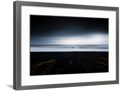 The Edge of Darkness-Philippe Sainte-Laudy-Framed Photographic Print
