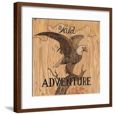 Wild Adventure-Arnie Fisk-Framed Art Print