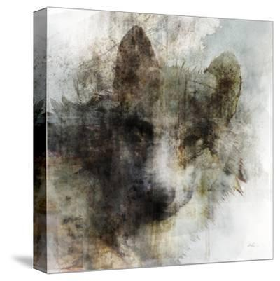 Wolf Call-Ken Roko-Stretched Canvas Print