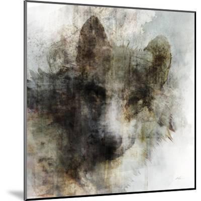 Wolf Call-Ken Roko-Mounted Art Print