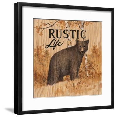 Rustic Life-Arnie Fisk-Framed Art Print