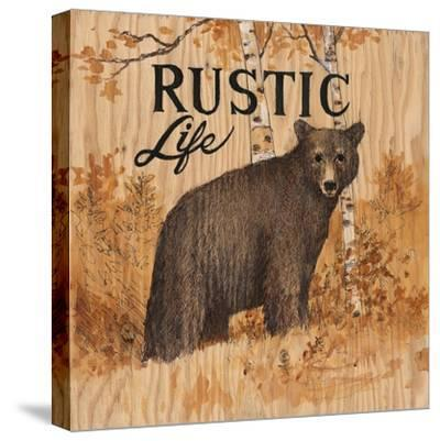 Rustic Life-Arnie Fisk-Stretched Canvas Print