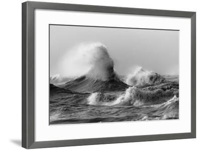 November Gales 2-Mark Spowart-Framed Art Print