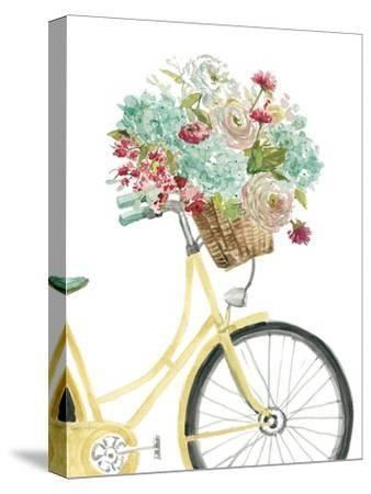 Posies and Pedals-Studio Rofino-Stretched Canvas Print