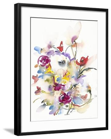 Cheerful Garden-Karin Johannesson-Framed Art Print