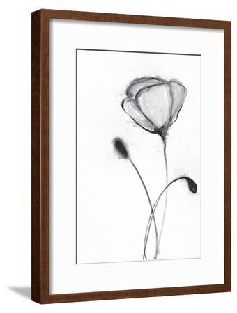 Snow Blossom 2-Filippo Ioco-Framed Art Print