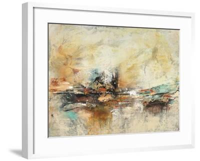 Deconstructed 2-Gabriela Villarreal-Framed Art Print