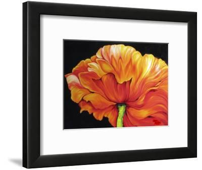A Single Poppy-Marcia Baldwin-Framed Art Print