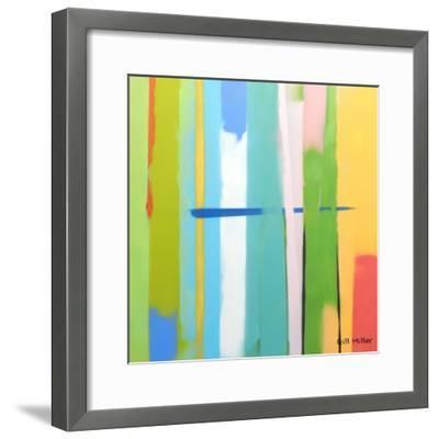 Urban Summer 2-Gil Miller-Framed Art Print