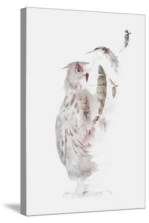 Fade Out-Robert Farkas-Stretched Canvas Print