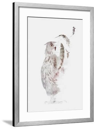 Fade Out-Robert Farkas-Framed Art Print