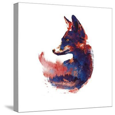 The Future Is Bright-Robert Farkas-Stretched Canvas Print