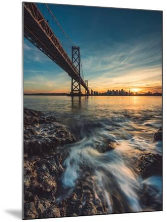 Down by the Water 2-Bruce Getty-Mounted Photographic Print