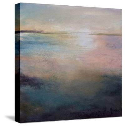 Listen to the Silence-Karen Hale-Stretched Canvas Print