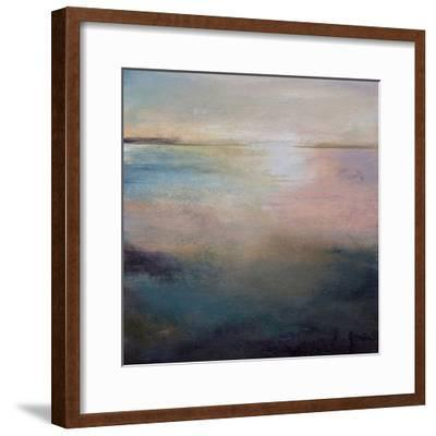 Listen to the Silence-Karen Hale-Framed Art Print