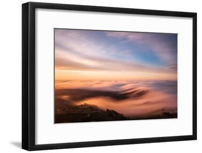 Golden Morning-Bruce Getty-Framed Photographic Print