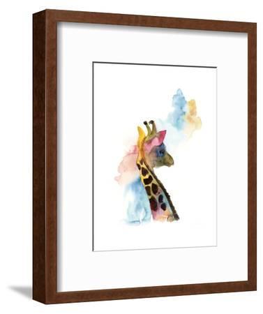 Giraffe I-Sophia Rodionov-Framed Premium Giclee Print