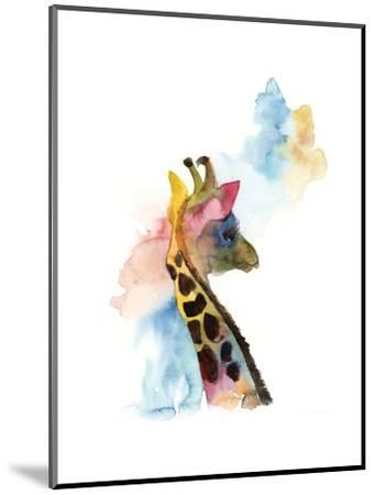 Giraffe I-Sophia Rodionov-Mounted Premium Giclee Print