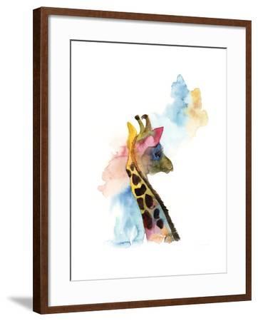 Giraffe I-Sophia Rodionov-Framed Art Print