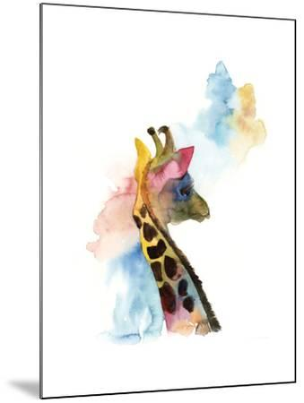 Giraffe I-Sophia Rodionov-Mounted Art Print