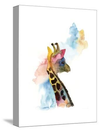 Giraffe I-Sophia Rodionov-Stretched Canvas Print