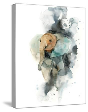 Baby Elephant-Sophia Rodionov-Stretched Canvas Print
